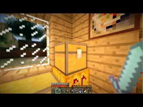 """Смотреть прохождение игры [Coop & Friends] Minecraft 1.3.2. Серия 26: """"Охотники на эндермэнов.."""""""