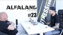 ALFALAND #23 Nyrkkeilijä Juho Tolppola
