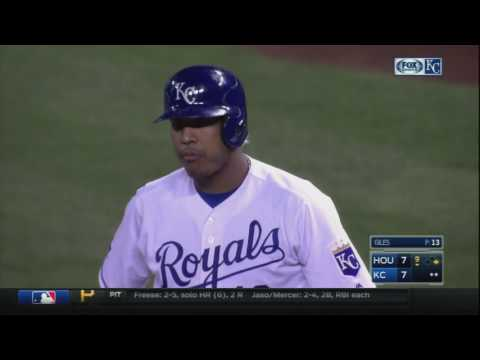Royals Rally To Walk-Off Houston