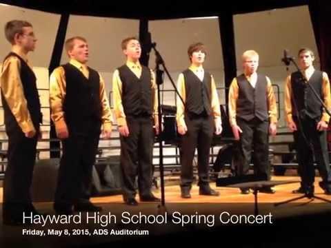 Hayward High School Spring Choir Concert