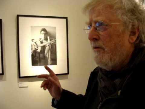 John Cohen on Bob Dylan, 1962