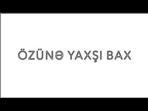 Azeri şarkının sözleri