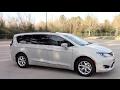 My New Minivan Tour! | 2017 Chrysler Pacifica Touring-L