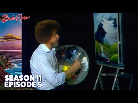 Bob Ross - Towering Glacier (Season 11 Episode 5)