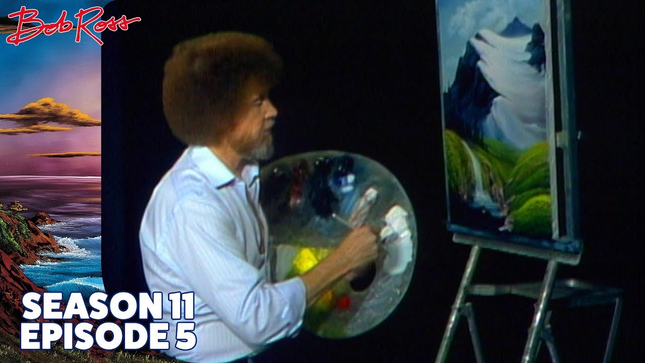 Will the Real Bob Ross Painting Please Stand Up? — OK Whatever