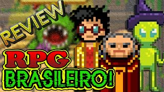 Knights of Pen and Paper +1 - Review do RPG Genuinamente Brasileiro!