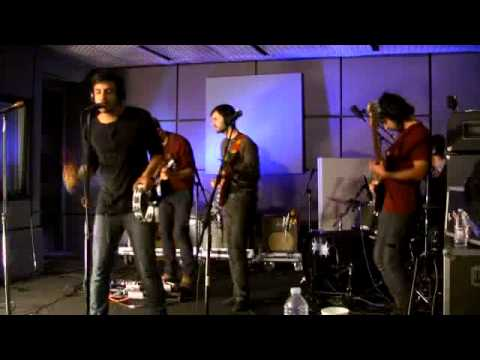 Young The Giant - Islands (Last.fm Sessions)