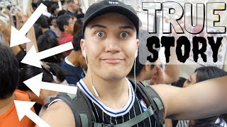 Life In Japan Ep.23 Weird Japanese Train Stories