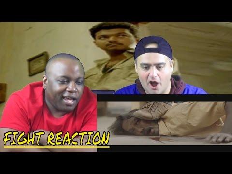 Kaththi Interval Fight Scene Reaction - Vijay - I Am Waiting!!!!!!