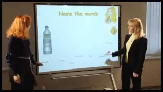 Подготовка урока для интерактивной доски  Часть 1