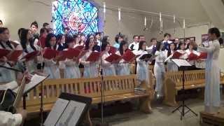 Nguyện Dâng Lên Chúa - Ca đoàn ĐMHCG Montréal, Canada