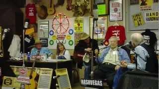 "John D. Loudermilk: The Story Behind ""Tobacco Road"" on the ""Viva! NashVegas® Radio Show"" 2/23/13"