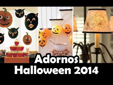 Adornos de halloween youtube - Adornos de halloween ...
