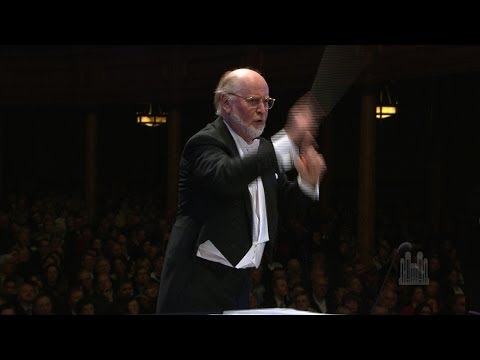 Call of the Champions  John Williams Conducting the Mormon Tabernacle Choir