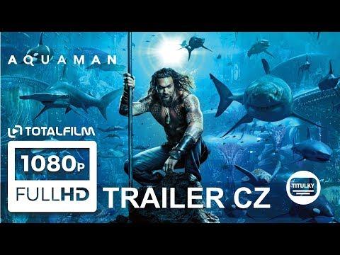 Aquaman (2018) CZ HD trailer