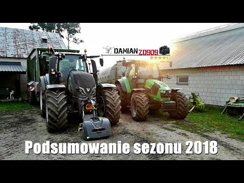 PODSUMOWANIE SEZONU 2018   DamianZ0909