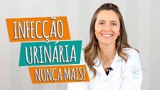 Infecção Urinária | O que comer para Curar e Evitar