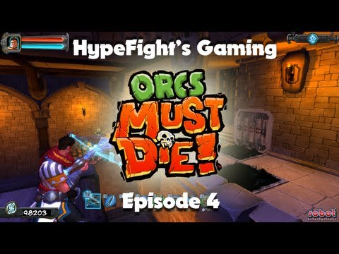 HypeFight's Gaming : OMD! Episode 4 : Halls Jumeaux & Pause Dej'