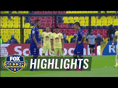 Club America vs. CD Motagua - CONCACAF Champions League Highlights