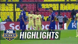 Club America vs. CD Motagua - CONCACAF Champions League Highlights
