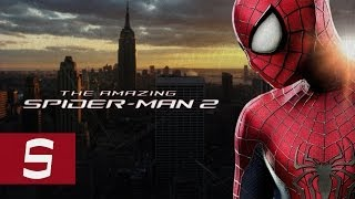 "The Amazing Spider-Man 2 - Let's Play - Part 5 - [Into The Lion's Den] - ""New Suit"" | DanQ8000"