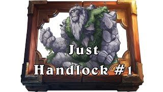 Aggro Druid so damn fast - Just Handlock #1 Let