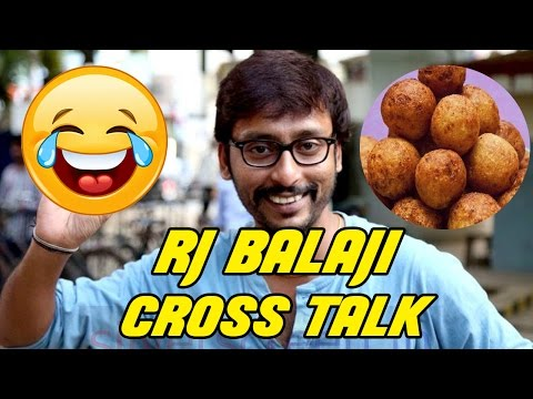 RJ Balaji Cross Talk | Poda Bonda Vaya | Best Hits