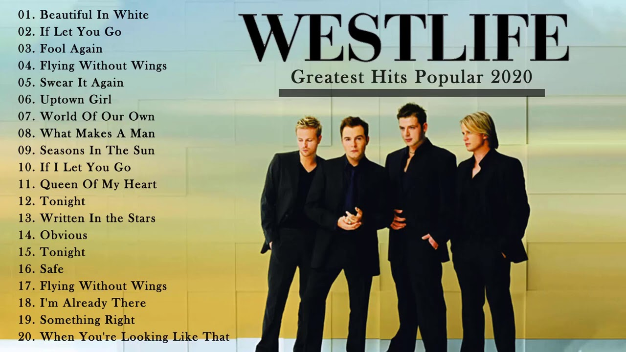 Download Westlife Best Songs - Westlife Greatest Hits Full Album