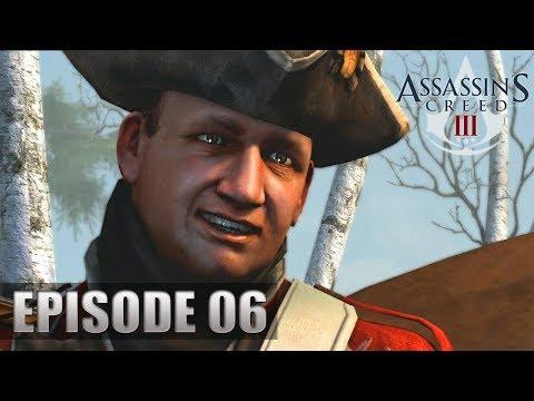 Assassin's Creed 3 - Let's Play (FR) | Episode 6 : EDWARD BRADDOCK !