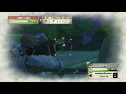 valkyria chronicles playthrough skirmish 3 and report: largo's passion