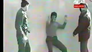 ايام صدام حسين -هكذا كان يحافظ على الامن