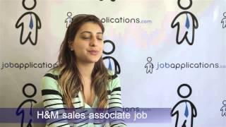 H&M Interview - Sales Advisor 3