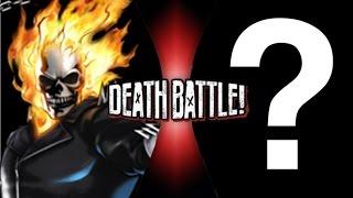 a much better ghost rider death battle