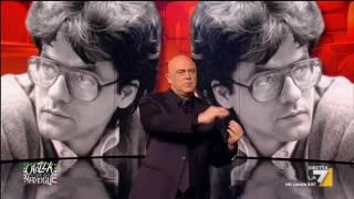 Conte 'Paolo Gentiloni Silveri': Non è un cognome, è un citofono