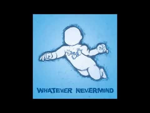 Various Artists - Whatever Nevermind [2015] (Tribute To Nirvana)-FULL