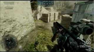 Medal of Honor:Warfighter - HotSpot - Shogore Valley (Xbox360)