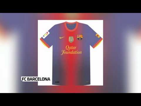 Sporty News: Barcelona Socios Don't Like 2012/2013 Jersey