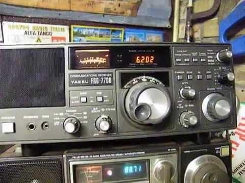 (pirate) Radio Scotland International on air.