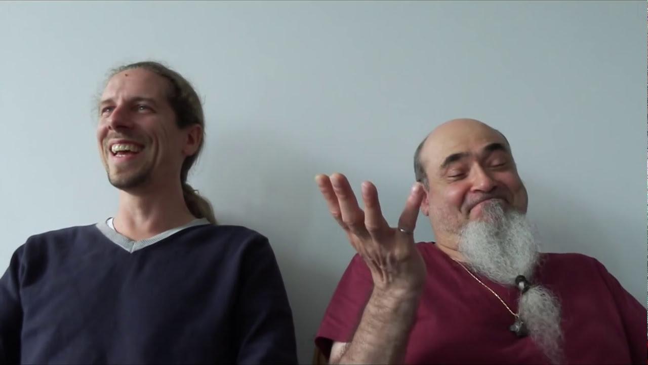 Gérald et Pierre -