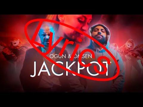 OGÜN & ÖMSEN - JACKPOT - (Lyrics)