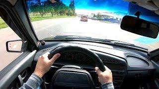 2011 ВАЗ 2114 Samara 1.6 (90) POV TEST DRIVE