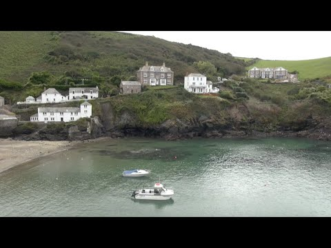 How Doc Martin Has Changed Port Isaac