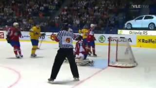 Norja-Ruotsi 5-4 Rl ||Jääkiekon MM-2011||