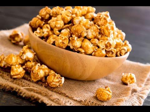 Вопрос: Как приготовить попкорн?
