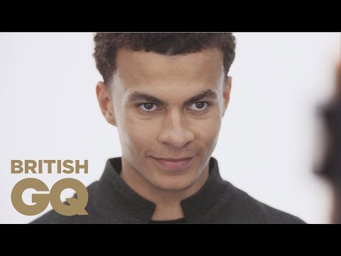 Dele Alli: Behind The Scenes with photographer Christian Oita | GQ Cover Stars | British GQ
