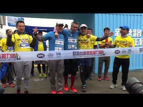 'Stupid idea' propels trail-blazing Silk Road runner