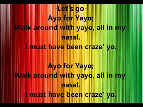 Ayo For Yayo - Lyrics - Andre Nickatina ft. San Quinn