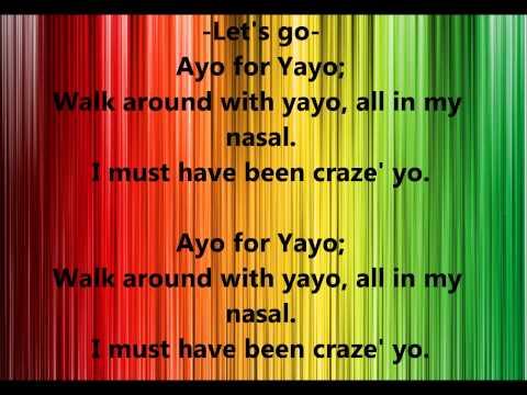 Ayo For Yayo  Lyrics  Andre Nickatina ft San Quinn