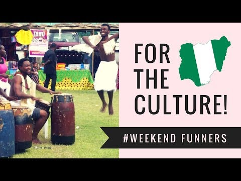 LAGOS VLOG : For The Culture! | TheHoneySeries