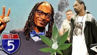 Top 5 Strangest Facts About Snoop Dogg